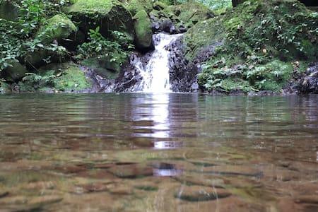 Karunalandia - Eco-House & River in the Mountains - Las Marías