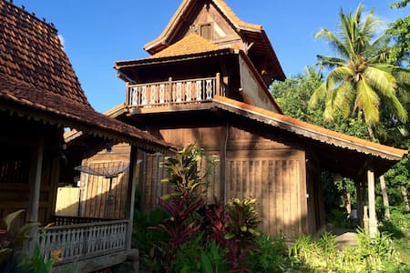 Bali Bila Bungalow - Canting Kuning Bungalow - Banglo