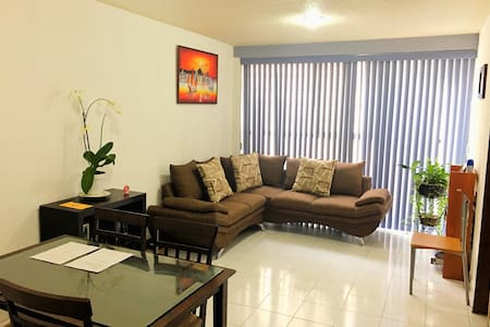 Your place in Mexico city, great location - Apartment