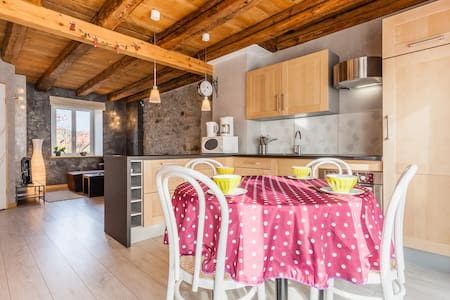 Charme et modernité en Alsace ! - Appartement