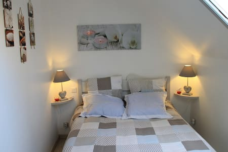 chambres d'hôtes/gîte près (Lille) - Haus