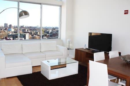 3 Bedroom Loft 5 Blocks from PATH - Jersey City - Loft