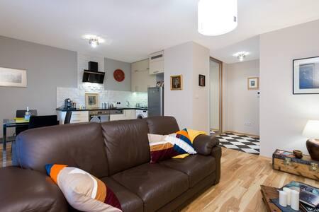 Nice&cosy apartment in the center! - Cracovia - Appartamento