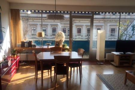 Zentrale Wohnung im Penthouse-Stil - Lakás