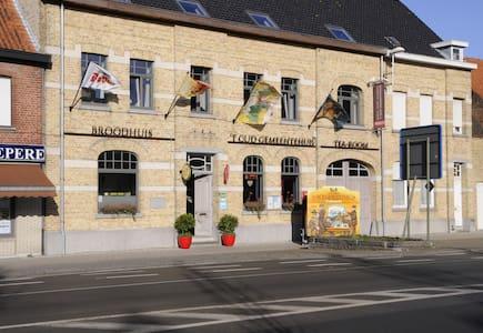 Triple kamer 't Oud Gemeentehuis - Szoba reggelivel