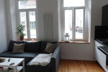 Wohnung im EG, zentrale Lage! - Wismar - Apartment