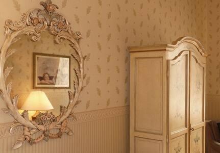 Wünderschönes Schloss Einzelzimmer - Apartamento