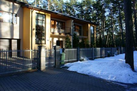 Pine park Residence 235 m2. Beach area. - Jūrmala
