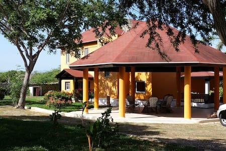 Villas Gemelas Camera n 3 - La Isabela - Bed & Breakfast