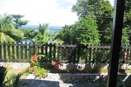 Beachside Studio, Glacis, Mahe, Seychelles - Outro
