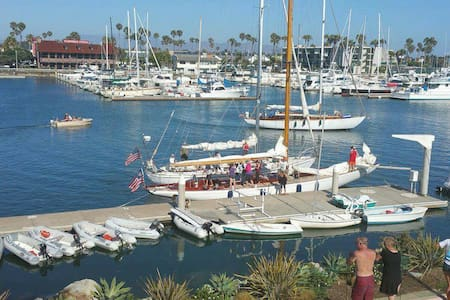 2.Pool & Spa walk to Harbor/ Beach - Oxnard - Dům