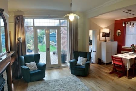 Charming family home in Chorlton