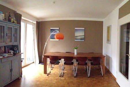 Zimmer 2 in großem Haus Nähe Messe - Hannover - Haus