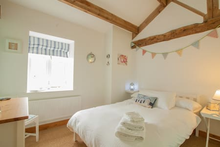 Nautical room in Yorkshire Barn - Bed & Breakfast