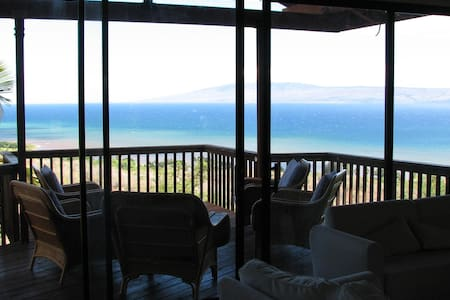 Spectacular ocean views, Molokai - Kaunakakai - Bed & Breakfast