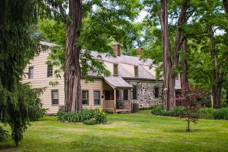 1770 Stone House W/ Modern Comforts - New Paltz