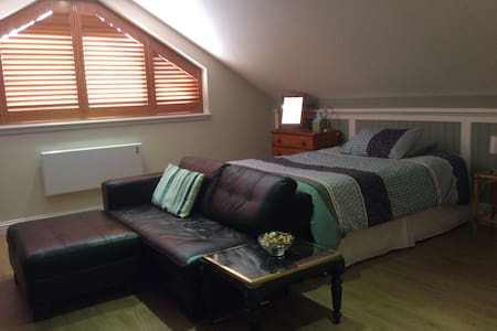 The Cabin - Warsash - Loft