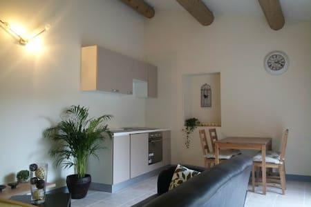 Beau logement au coeur d'un hameau  - Saint-Pierre-de-Vassols