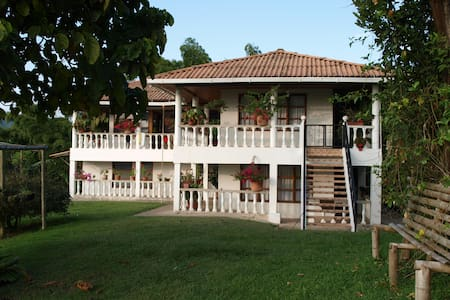 Eco Farm en el eje cafeteror - Casa