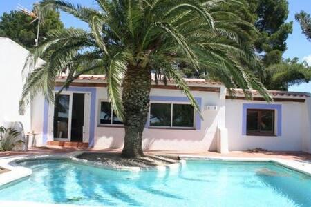 Casa con encanto delante de playa  - Huis
