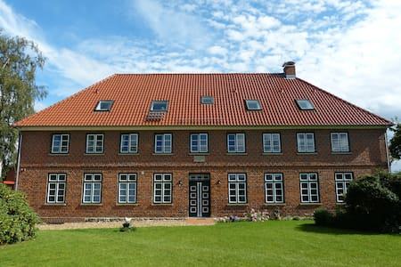 Erholung pur auf dem Ferienhof Röttger - Villa