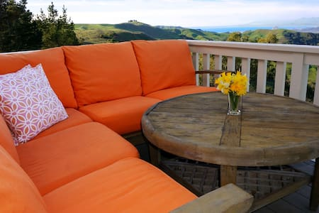 MOUNTAIN TOP | Best View in SLO! - San Luis Obispo - Casa