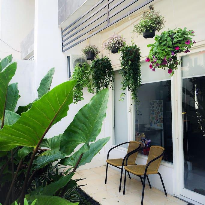 Andhiquarzia's Home Studio