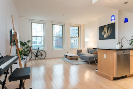 Best Location, Luxury Condo - Boston - Apartment
