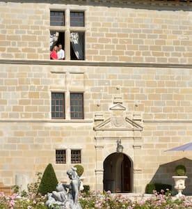 Chateau d'hôtes - Verteuil-d'Agenais - Schloss