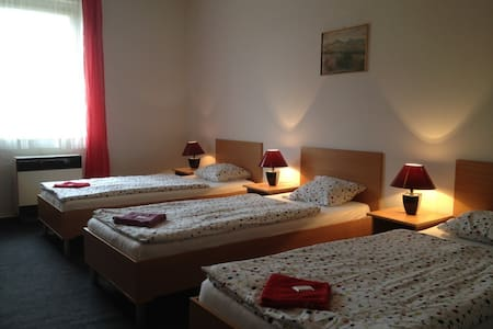 Pension Village - Karlovy Vary - Karlovy Vary - Bed & Breakfast
