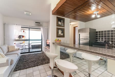 Recife Flat in Boa Viagem Beach - Recife - Wohnung