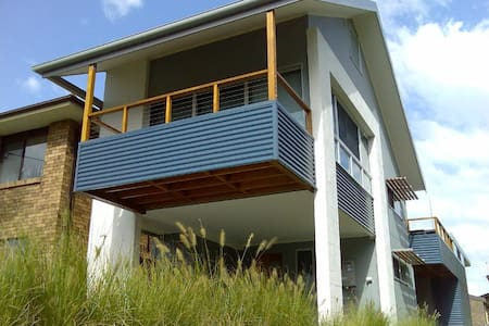 Idlewatch - Modern 3br beach house - Hawks Nest