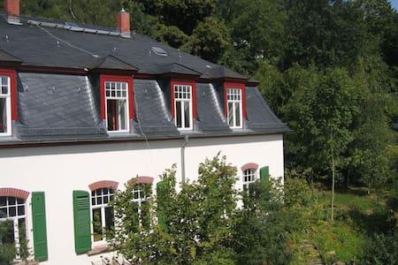 Wohnen in Villa am Schlosspark - Leilighet