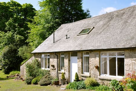 Barn Cottage - Chagford - Dartmoor - Rumah