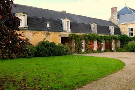 Gîte de Chêne de Coeur - Saint-Pavace - Kasteel