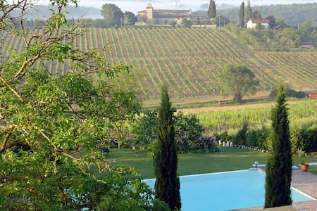 Affascinante Toscana