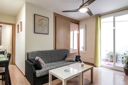 Apartament in Barcelona.
