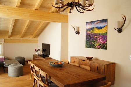 Pure alpine home - Flat