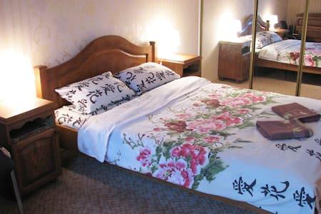 Уютная квартира в центре - Lakás