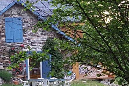 """Grange  de charme en montagne - Grange """"SEFAMI"""" - Ev"""