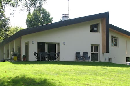 Modern villa by the Lake Annecy - Saint-Jorioz