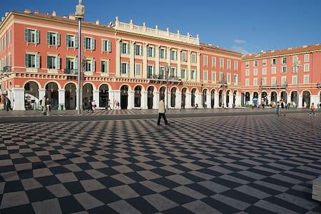 stunning location, Place Massena - Nice