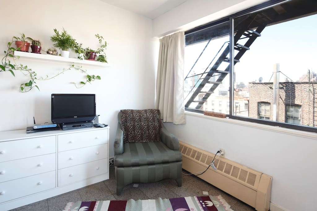 cozy, charming nest in LES