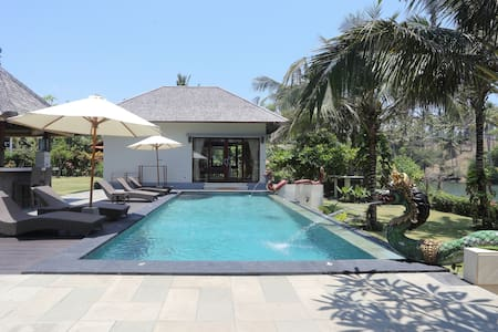Private guest house, Balian beach  - Tabanan