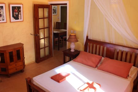 Le Morne B&B, Studio for 3 persons - La Gaulette / Coteau Raffin