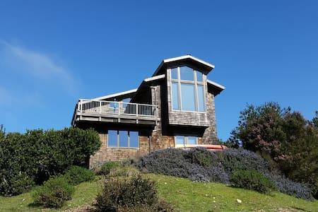 Tree House - Family Retreat w/Views - Inverness - Haus