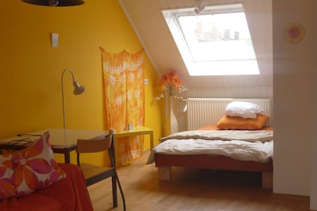 Room with private bathroom - Leilighet