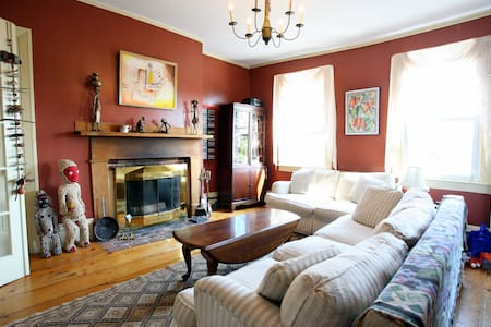 Lovely B&B in historic riverport - Newburyport - Bed & Breakfast