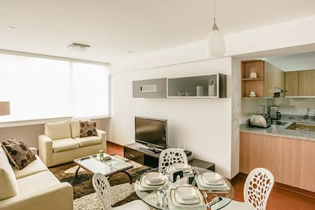 Modern Private Apart Miraflores