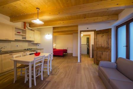 AGRITURISMO AL MONTE (DENISE) - Apartment